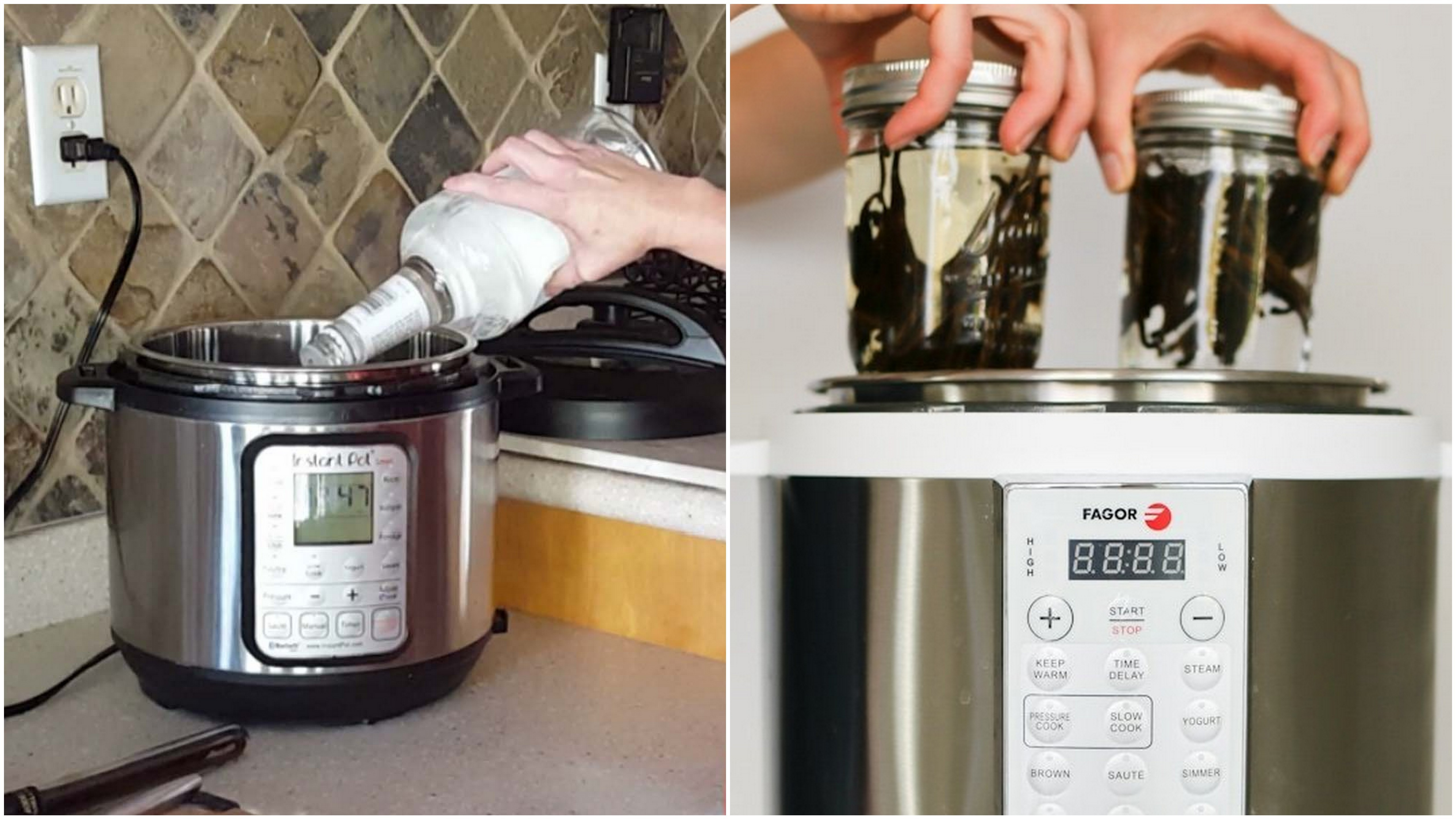 Consumer Alert Don T Pressure Cook With Liquor Other Recipes For Disaster Hip Pressure Cooking