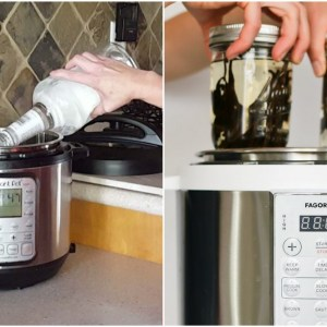 Consumer Alert: Don't Pressure Cook With Liquor & Other Recipes for Disaster