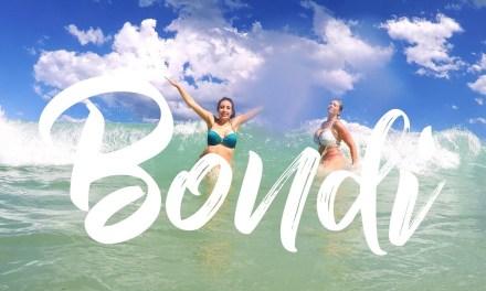 BONDI BEACH VLOG