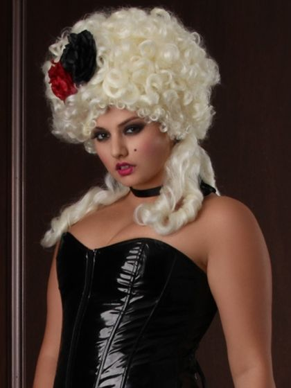 Marie Antoinette Wig  Plus Size Costumes  Hips  Curves