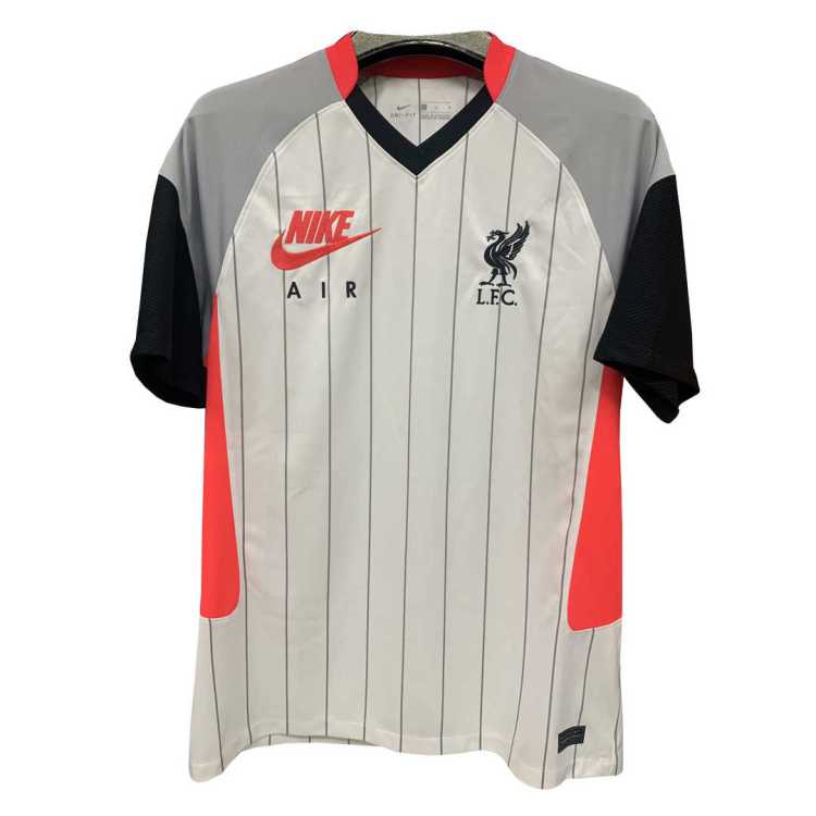 2020-21 Liverpool Fourth Man Soccer Jersey | Men Soccer ...