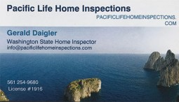 Gerald Daigler -Pacific Life Home Inspections
