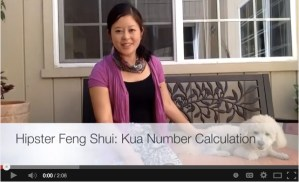 VIDEO: Calculate Your Kua Number and Lucky Directions