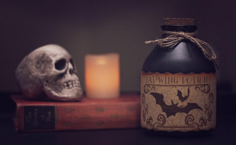 arcana identify magic items