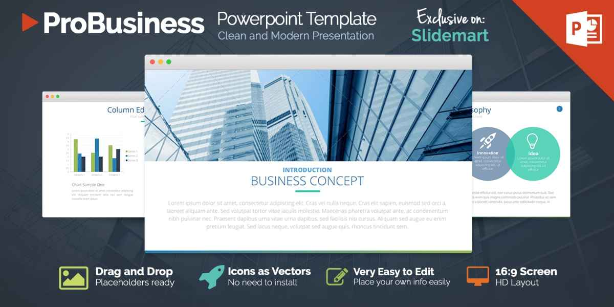The best 8 free powerpoint templates hipsthetic free professional business powerpoint template wajeb Gallery