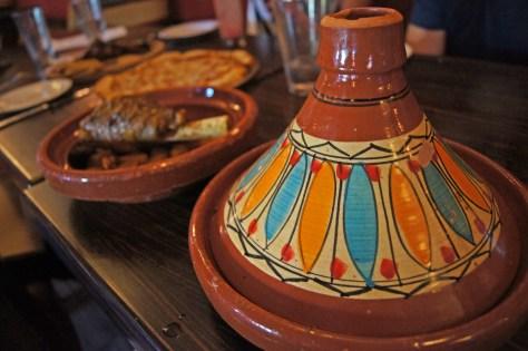 Lamb Tagine Moroccan Restaurant Raleigh
