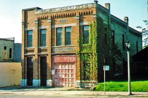 Abandoned Firehouse Milwaukee