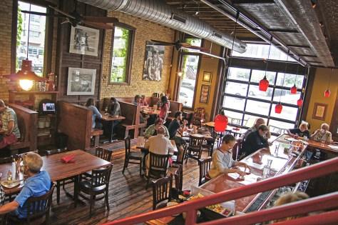 Best Restaurant in Milwaukee Engine Co. No. 3