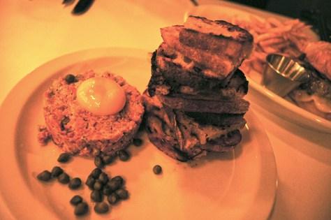 Steak Tartar Portland Maine