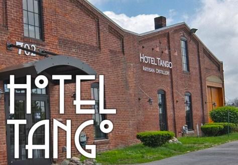 Hotel Tango Button