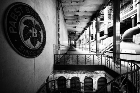Abandoned Pabst Brewery by Paul Bialas