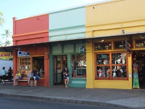 Front Street Lahaina Maui