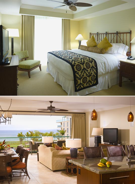 maui hotels with kitchens under mount kitchen sinks hip hotel: honua kai resort and spa, - travel ...