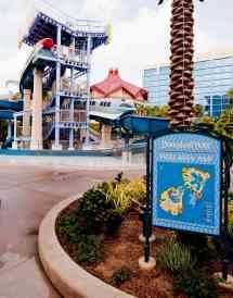 Hip Hotel Postcard Disneyland - Travel Mama