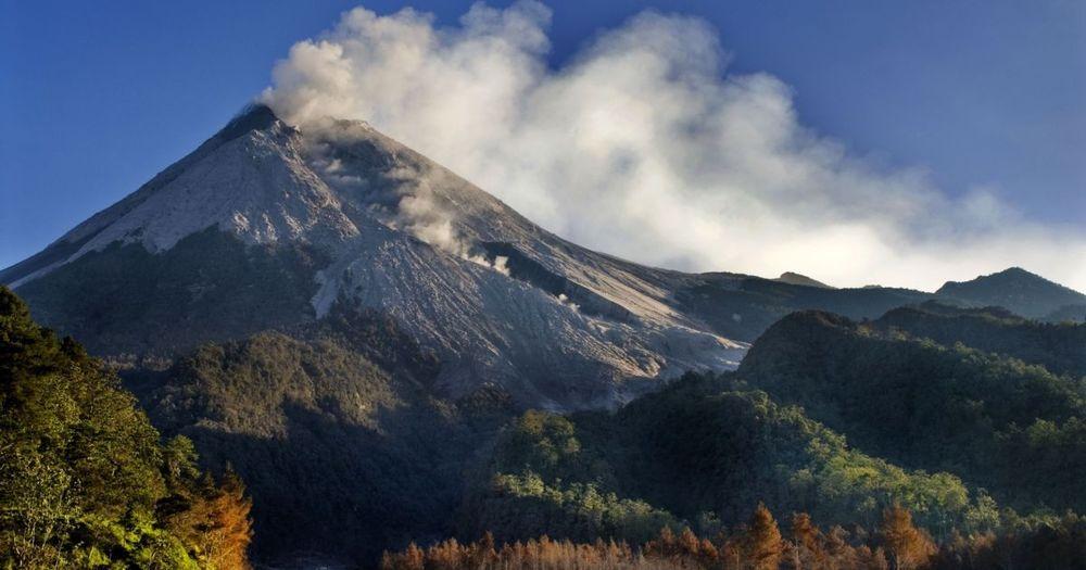Tempat Wisata Gunung Merapi
