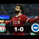 Liverpool VS Bringhton 1-0 All Goal Highlights