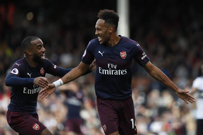 Fulham Vs Arsenal 1-5 All Goals Highlights