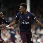 Fulham Vs Arsenal 1-5 All Goals Highlights
