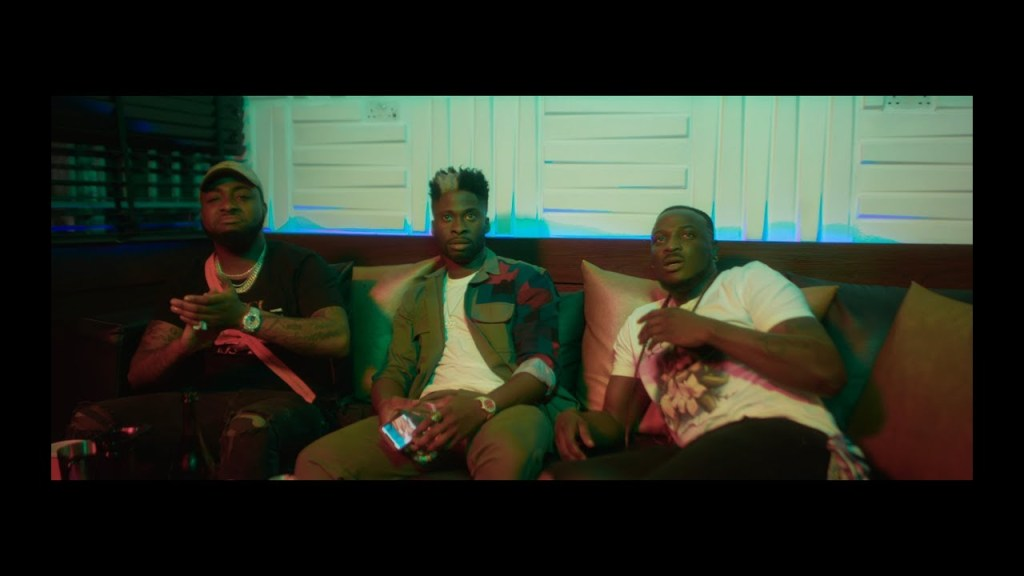 DJ ECool feat Davido & Peruzzi – 4U (Official Video)