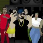 Sean Paul, Chi Ching Ching – Gang Gang Riddim Medley