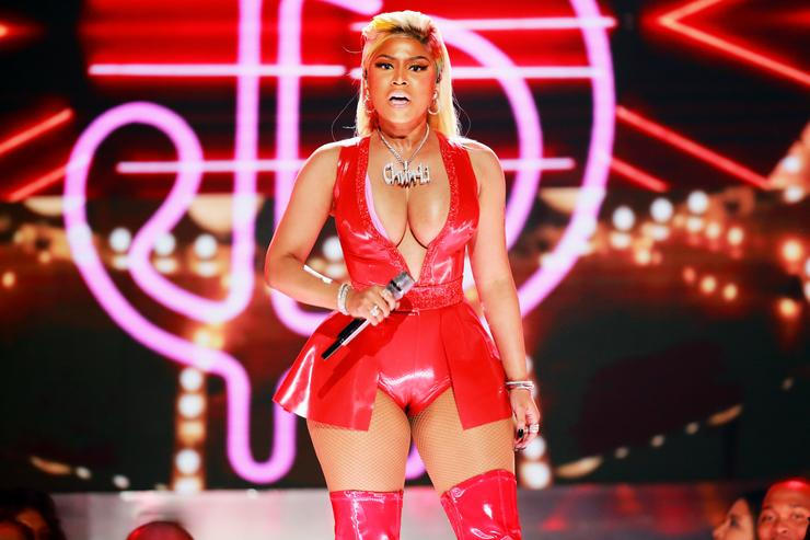 Nicki Minaj Meets Fans Right After Show Was Canceled Due To Arena Tech Issues