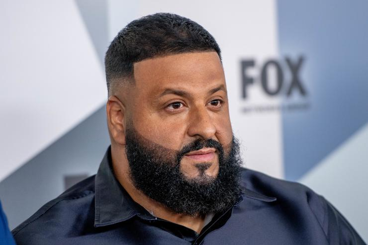 DJ Khaled is getting closer and closer to his goal weight In New Comparison Photo