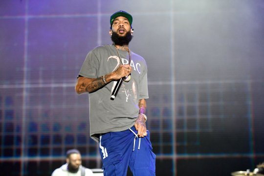 Nipsey Hussle's Family Planning For Massive Funeral