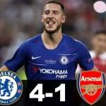 Chelsea vs Arsenal 4-1 Full Highlights & Goals Europa League Final 2019 (Video)