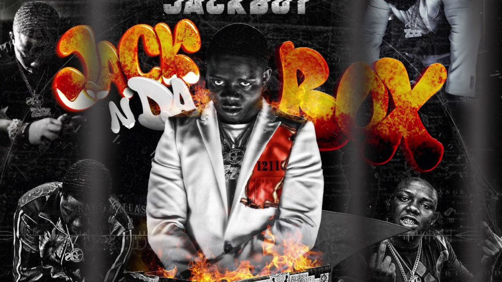 Jackboy – Steppin Ft Kodak Black (Audio)