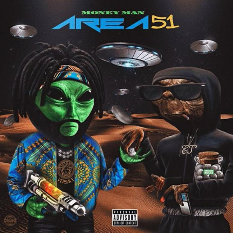"""Money Man – """"Area 51"""" EP"""