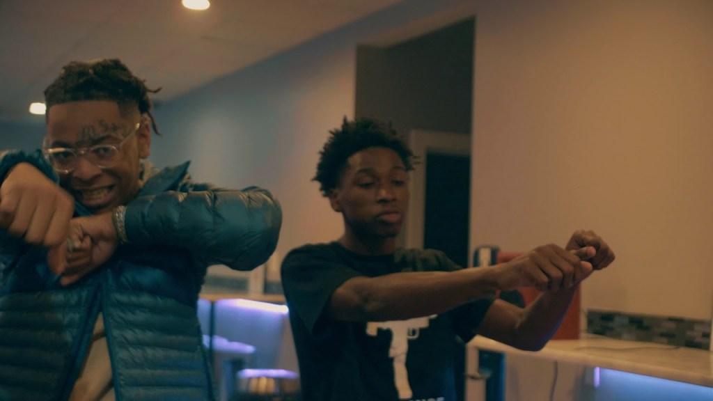 Lil Gotit – No Talking feat. Slimeball Yayo (Video)