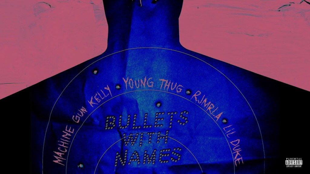 MGK – Bullets With Names ft Young Thug, RJMrLA, & Lil Duke (Audio)
