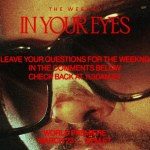 The Weeknd – In Your Eyes (Video)