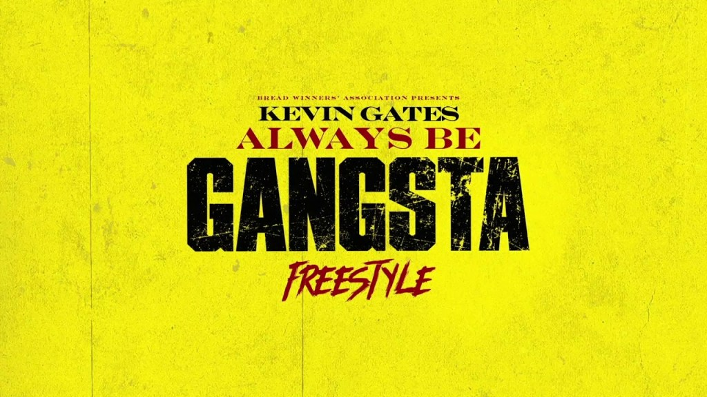 Kelvin Gates – Always Be Gangsta Freestyle (Audio)