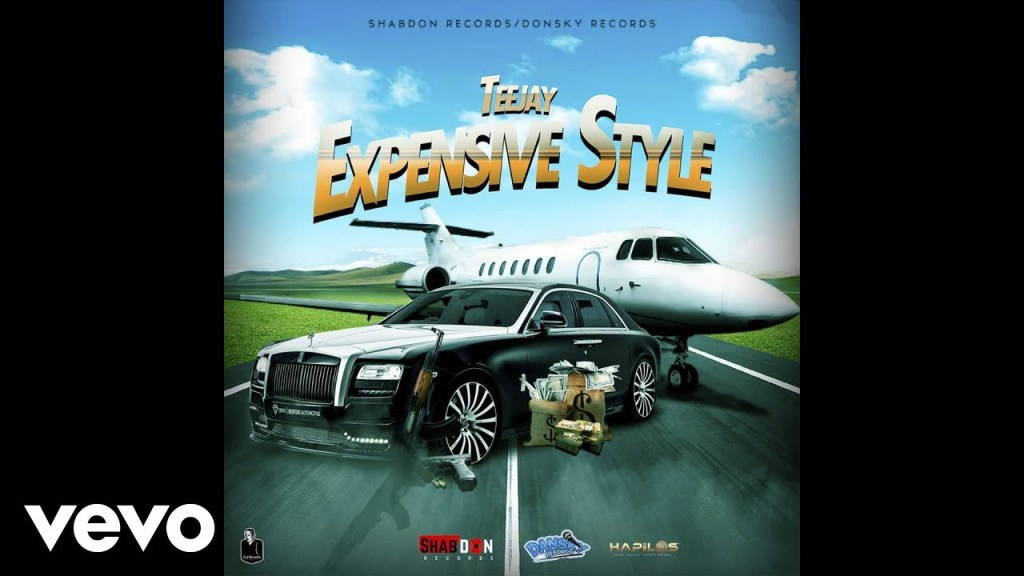 Teejay – Expensive Style (Audio)