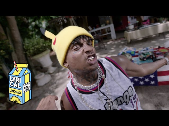 Ski Mask The Slump God – Burn The Hoods (Video)