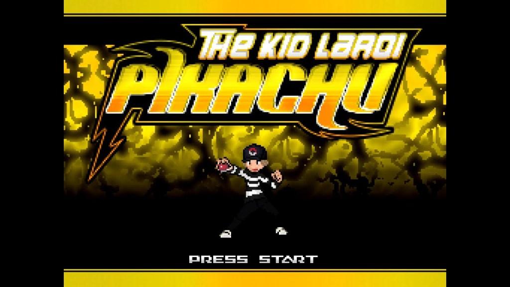 The Kid LAROI – PIKACHU