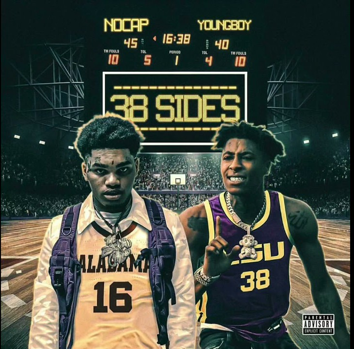 NoCap – 38 Sides Ft Nba Youngboy