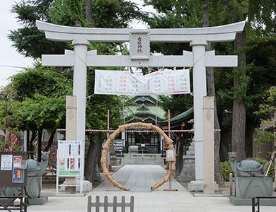 香取神社のイメージ01の画像