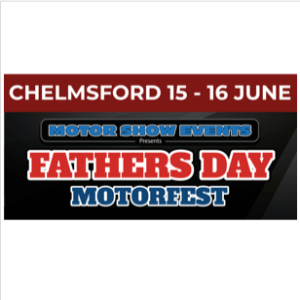 Ticket to the Fathers Day Weekend Motorfest Show
