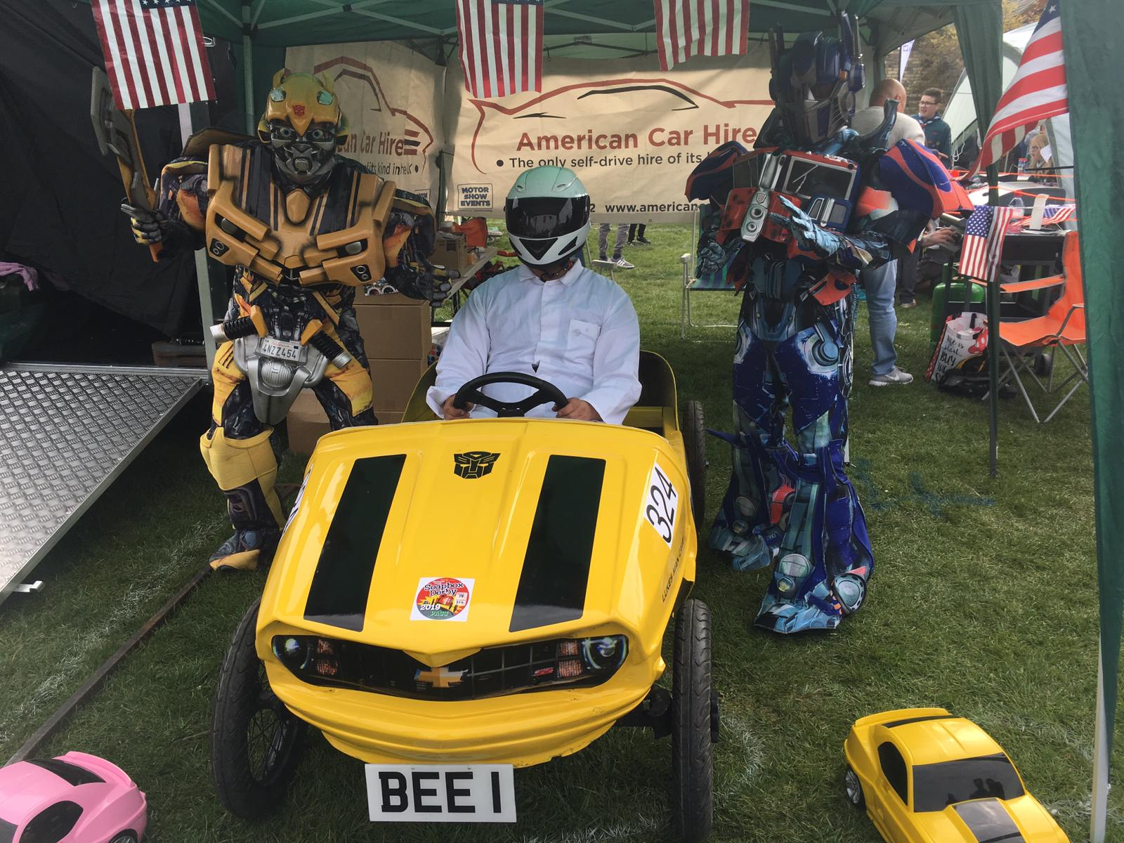 Billericay Rotary Club Soapbox Derby 2019