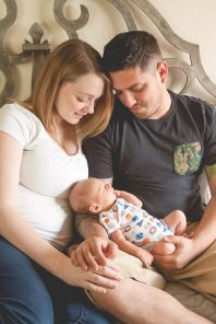 Newborn Photography by Awkward Eye Photography Austin, TX