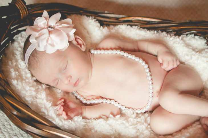 Newborn Photography by Courtney Santos of Awkward Eye Photography