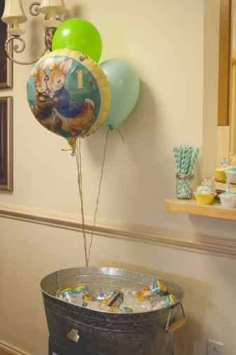 Bennetts First Birthday Party-17