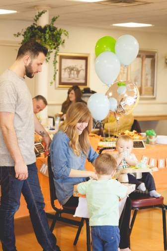Bennetts First Birthday Party-55