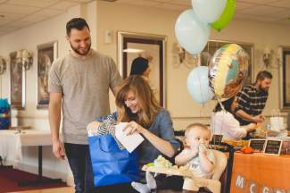 Bennetts First Birthday Party-64