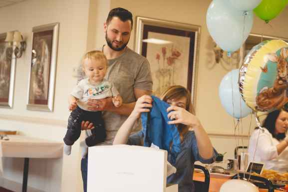 Bennetts First Birthday Party-71