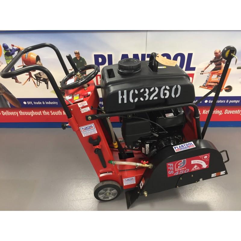 Floor Saw  450mm 18  Plantool Hire Centres