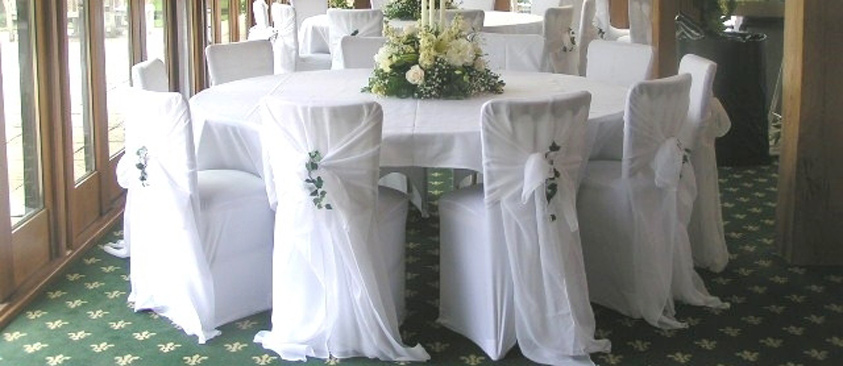 Chair Covers Sashes Tie Backs Cord Tassels Napkins