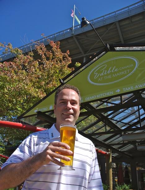 Edible Canada's Eric Patemen